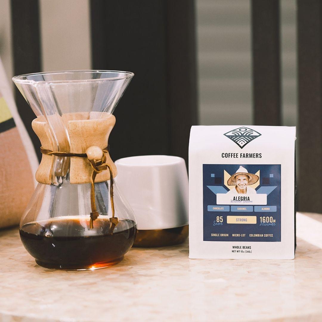 Progeny Coffee Farmers